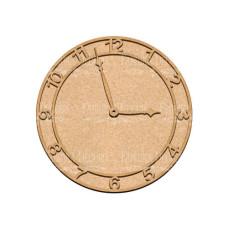 Артборд Часы 20х20 см, Фабрика Декора