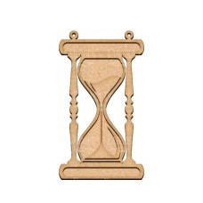 Артборд Песочные часы 14,5х25 см, Фабрика Декора