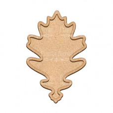 Артборд Дубовый лист 19,5х30 см, Фабрика Декора