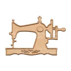 Артборд Швейная машина 30х19,5 см, Фабрика Декора