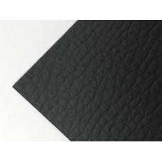 Бумага с тиснением LeatherLike black classic, 120г/м2, 30х30 см