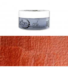 Декоративная краска, Pearl and Metallic, медь, 50 мл, ScrapEgo