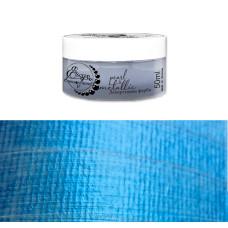 Декоративная краска, Pearl and Metallic, аквамарин хамелеон, 50 мл, ScrapEgo