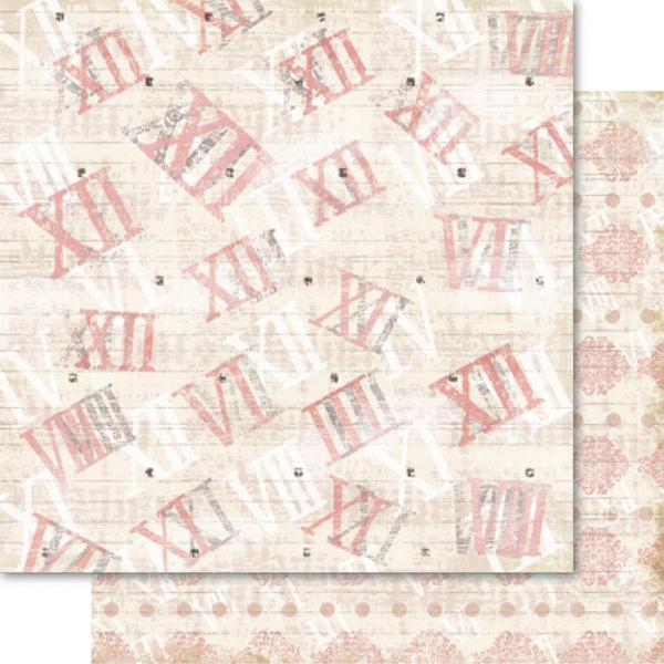 Двусторонняя бумага Era 30х30 см от Ruby Rock-It