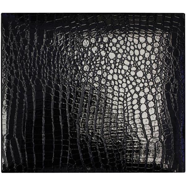 Альбом для скрапбукинга Black Faux Croc Album 30х30 см от Amanda Blu