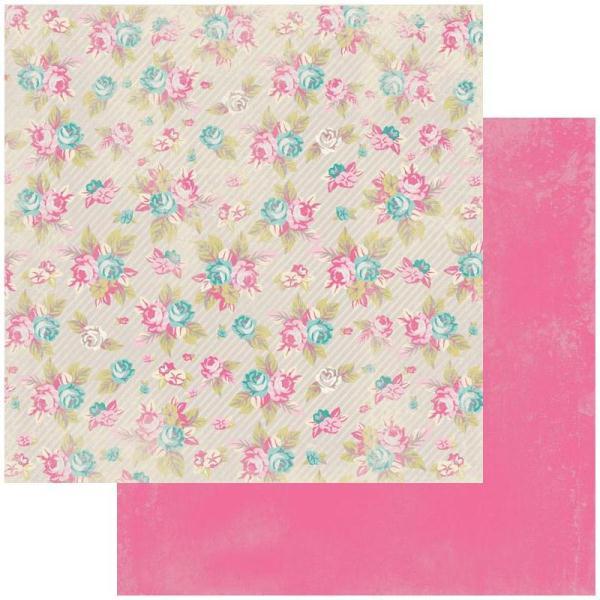 Двусторонняя бумага Cheer 30х30 см от Authentique Paper