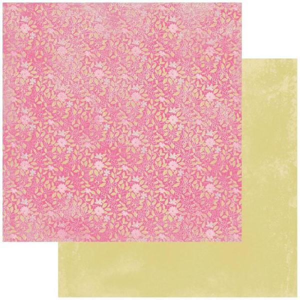 Двусторонняя бумага Petal 30х30 см от Authentique Paper