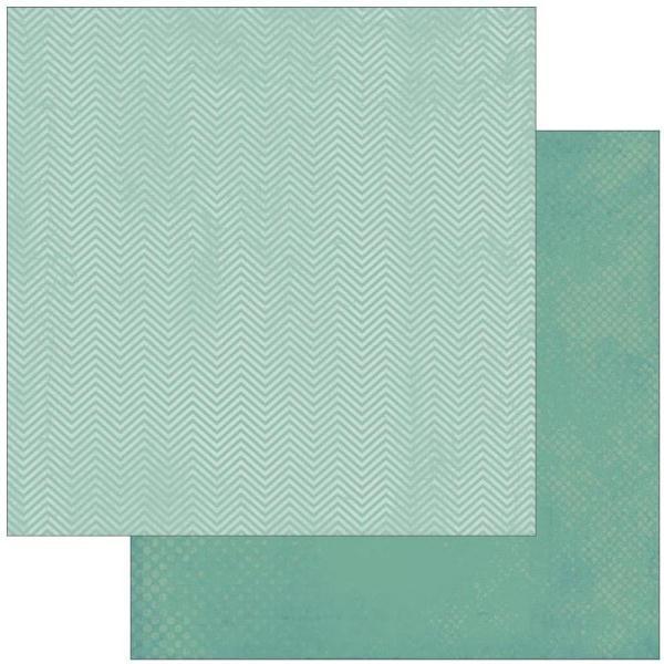 Двусторонняя бумага Crisp 30х30 см от Authentique Paper