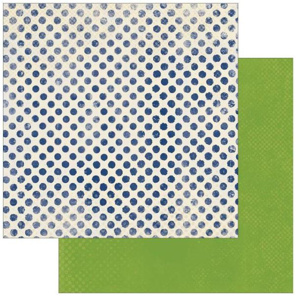 Двусторонняя бумага Pleasant 30х30 см от Authentique Paper