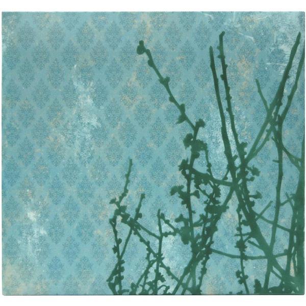 Альбом для скрапбукинга Turquoise Branches, 30х30 см от MBI