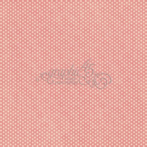 Двусторонняя бумага Flora от Graphic 45