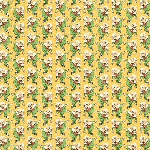 Двусторонняя скрапбумага Humpty Dumpty 30x30 от Graphic 45