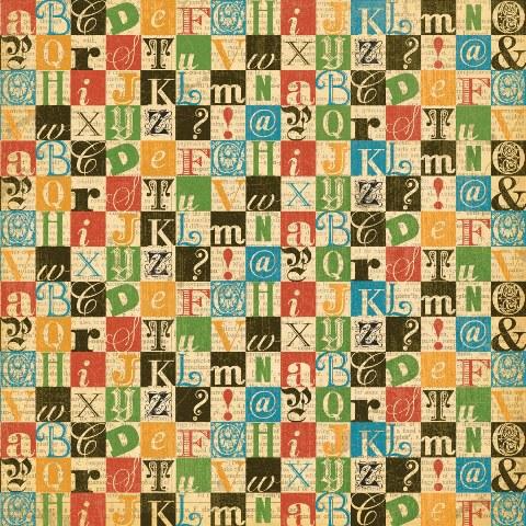 Двусторонняя скрапбумага Create 30x30 от Graphic 45