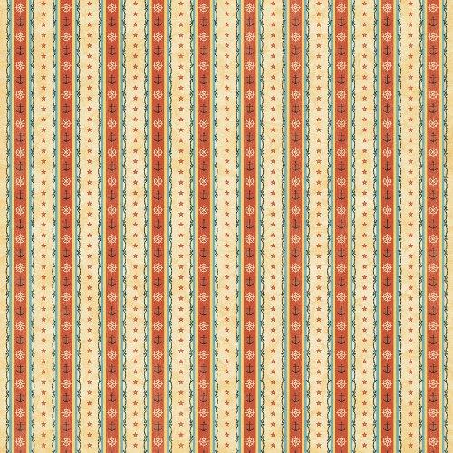 Двусторонняя скрапбумага Pier 30x30 от Graphic 45