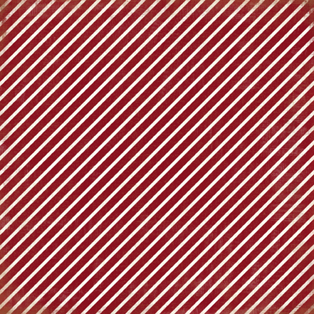 Двусторонняя бумага Merry Notes 30х30 см от Carta Bella