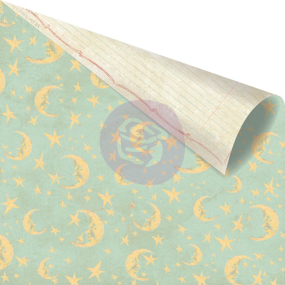 Двусторонняя бумага Sleepytime, 30х30 см от компании Prima