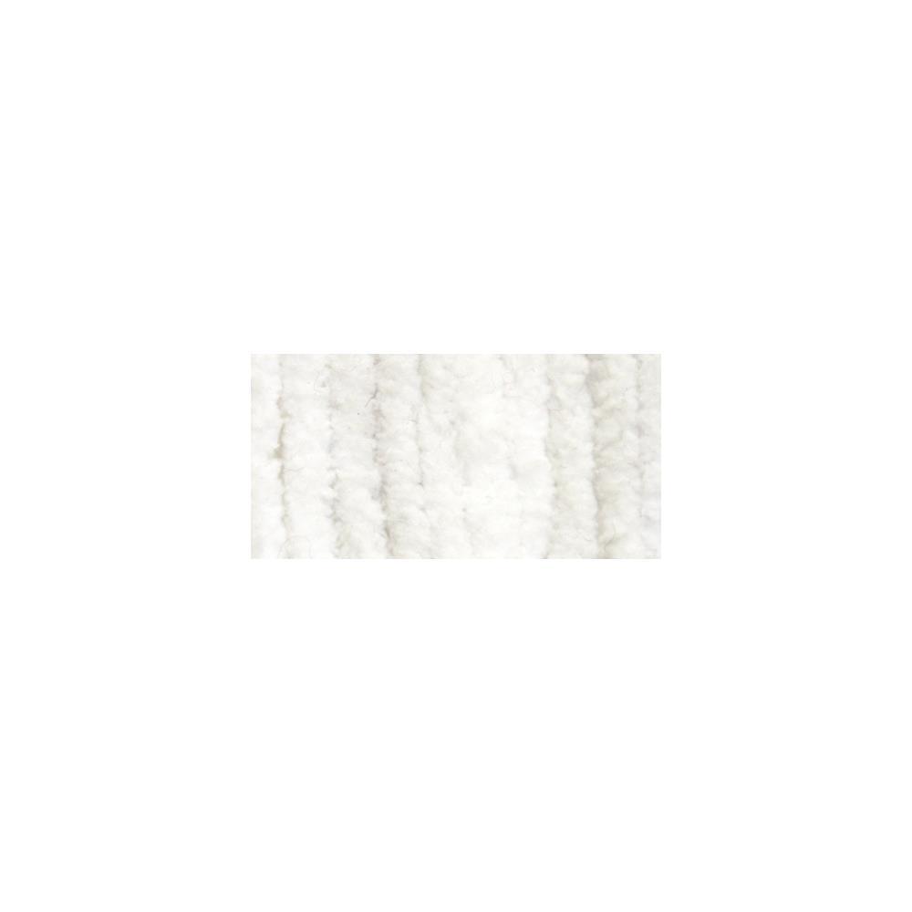 Пряжа для вязания Bernat Blanket Yarn - Vintage White, 150 грамм, полиэстер