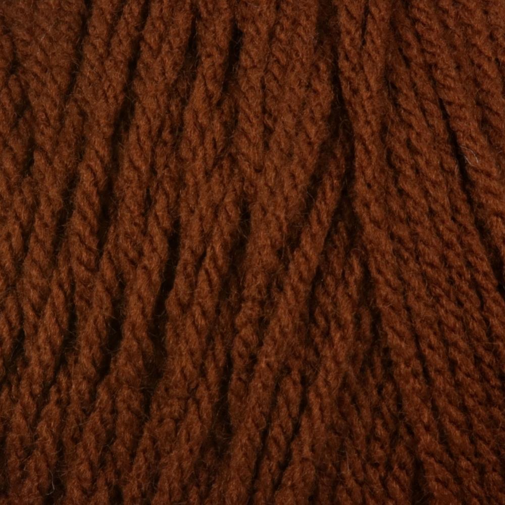 Пряжа для вязания Bernat Super Value Yarn - Walnut, 197 грамм, акрил