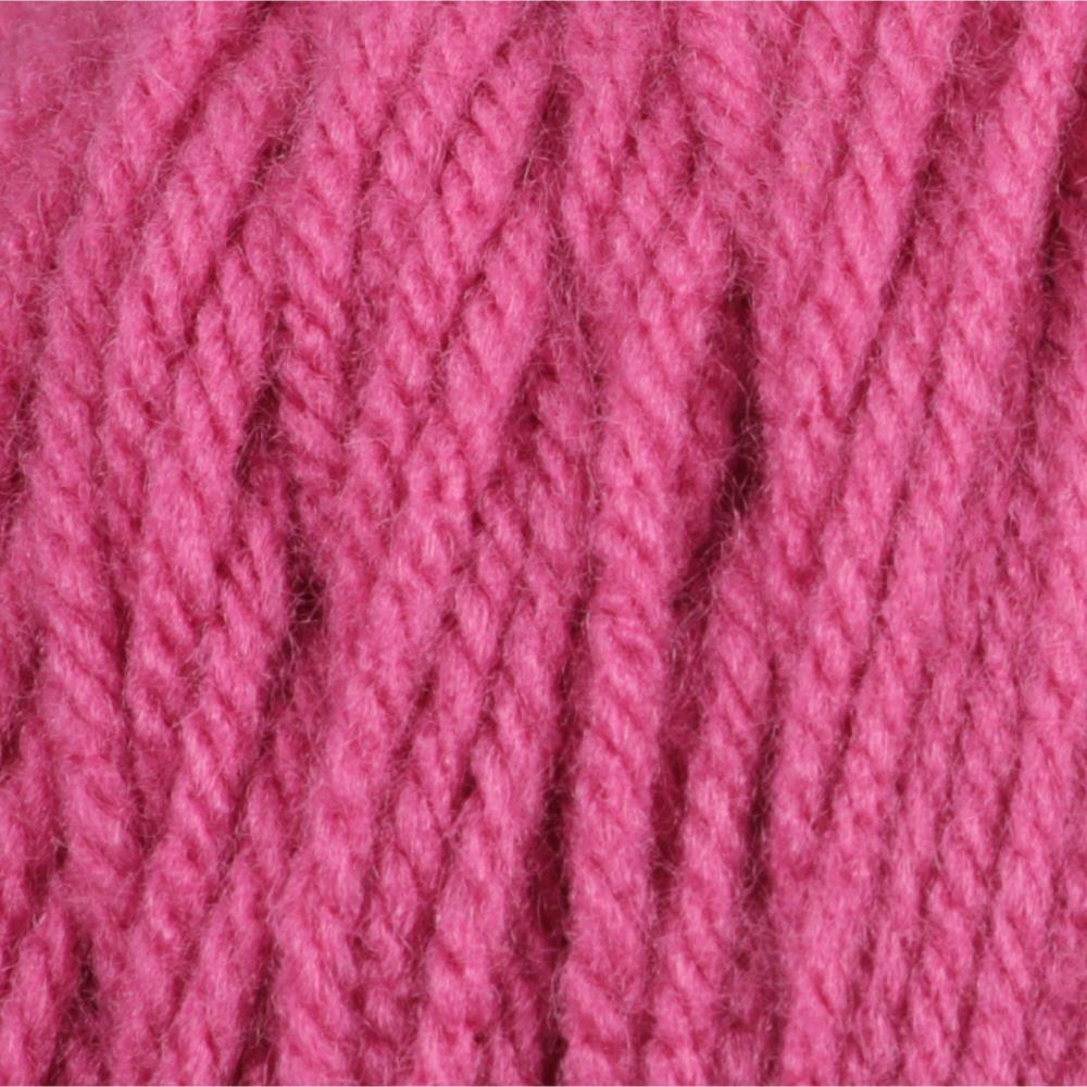 Пряжа для вязания Bernat Super Value Yarn - Magenta, 197 грамм, акрил