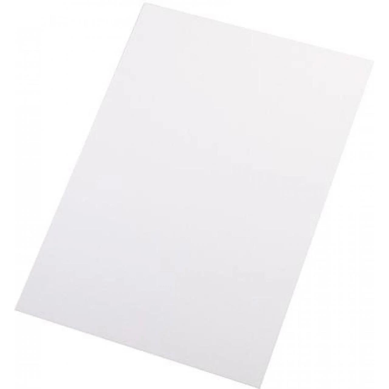 Бумага для дизайна Elle Erre А4 (21 * 29,7см), №00 bianco, 220г / м2, белый, две текстуры, Fabriano