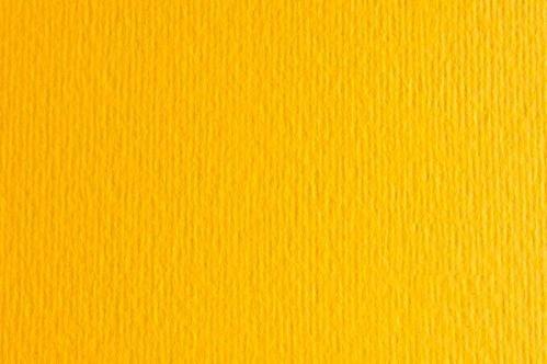 Бумага для дизайна Elle Erre А4 (21 * 29,7см), №25 cedro, 220г / м2, желтый, две текстуры, Fabriano