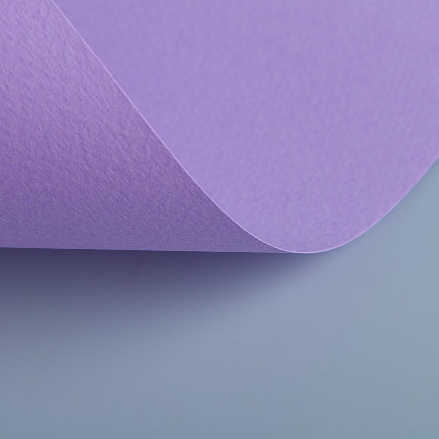 Бумага для пастели Tiziano A4 (21 * 29,7см), №33 violetta, 160г / м2, фиолетовый, среднее зерно, Fabriano