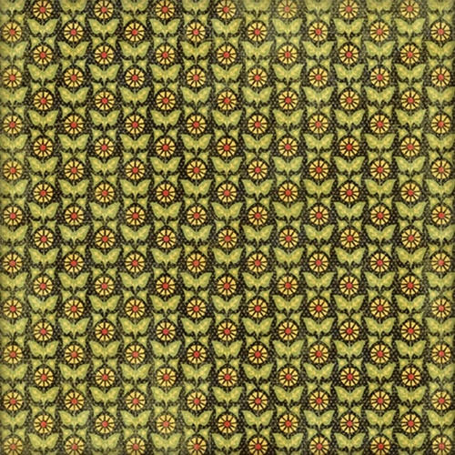 Двусторонняя бумага для скрапбукинга 30х30 см Hot Tomato от Graphic 45