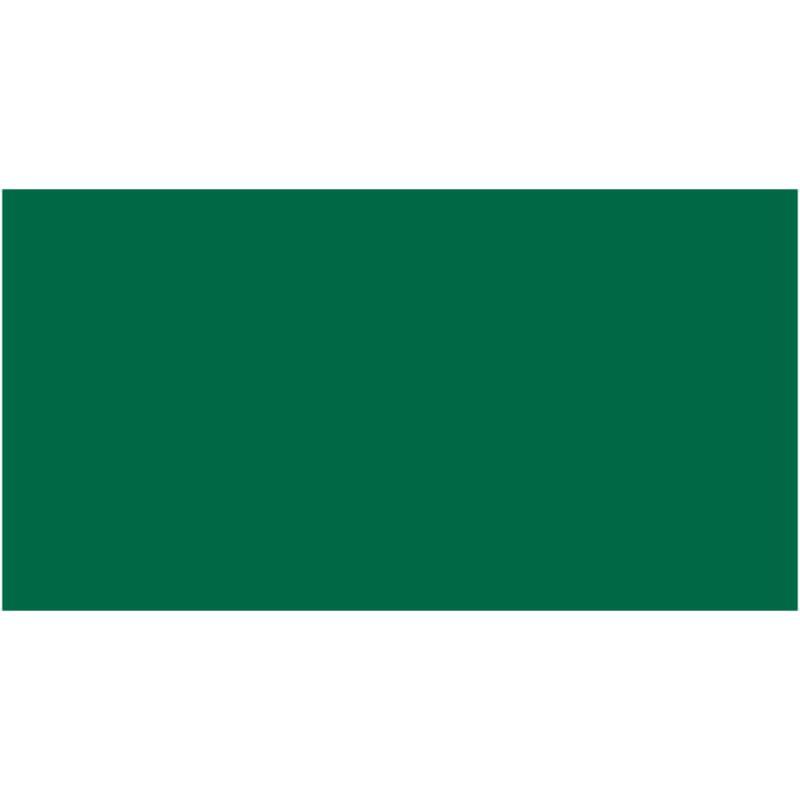Бумага для дизайна Tonkarton А3 ,29,7х42см, №58 зеленый, 180г/м2, без текстуры, Folia