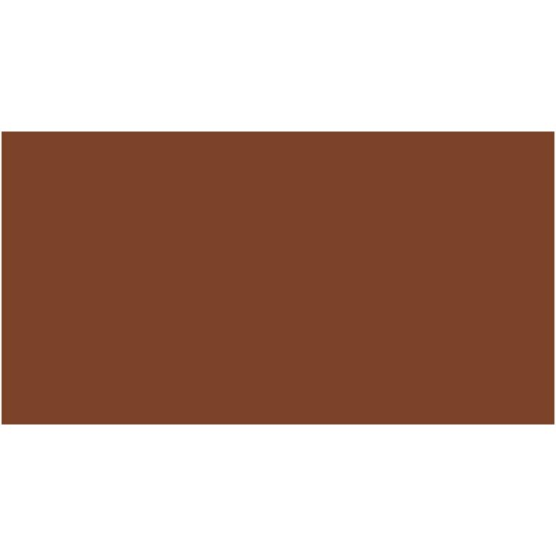 Бумага для дизайна Tonkarton А3 ,29,7х42см, №85 коричневый, 180г/м2, без текстуры, Folia