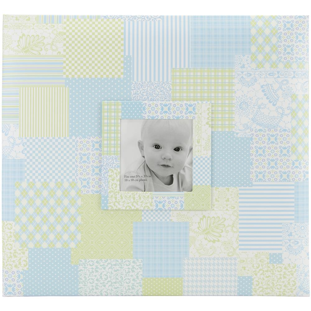 Альбом для скрапбукинга Baby Blue, размер 30*30 см от MBI