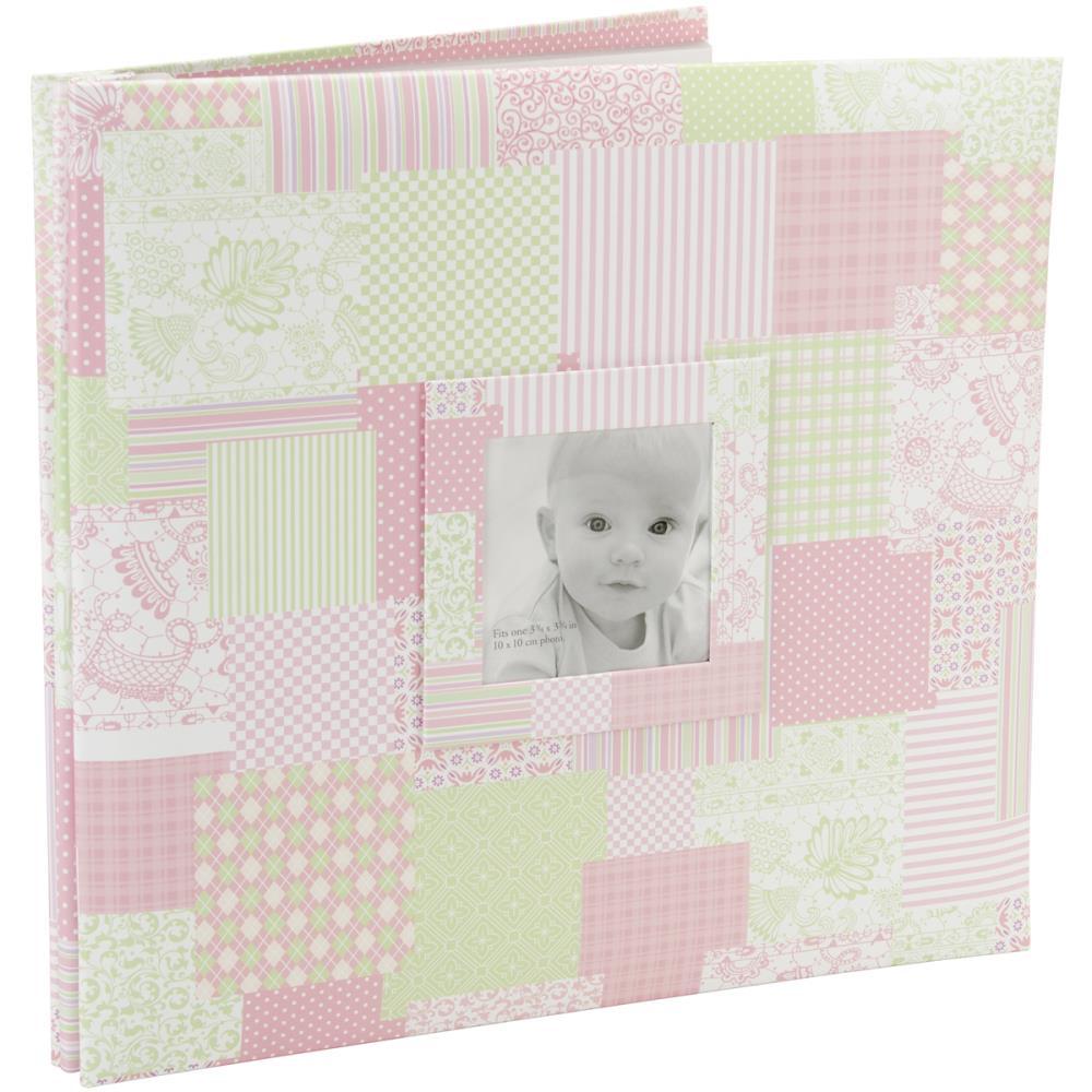 Альбом для скрапбукинга Baby Pink, размер 30*30 см от MBI
