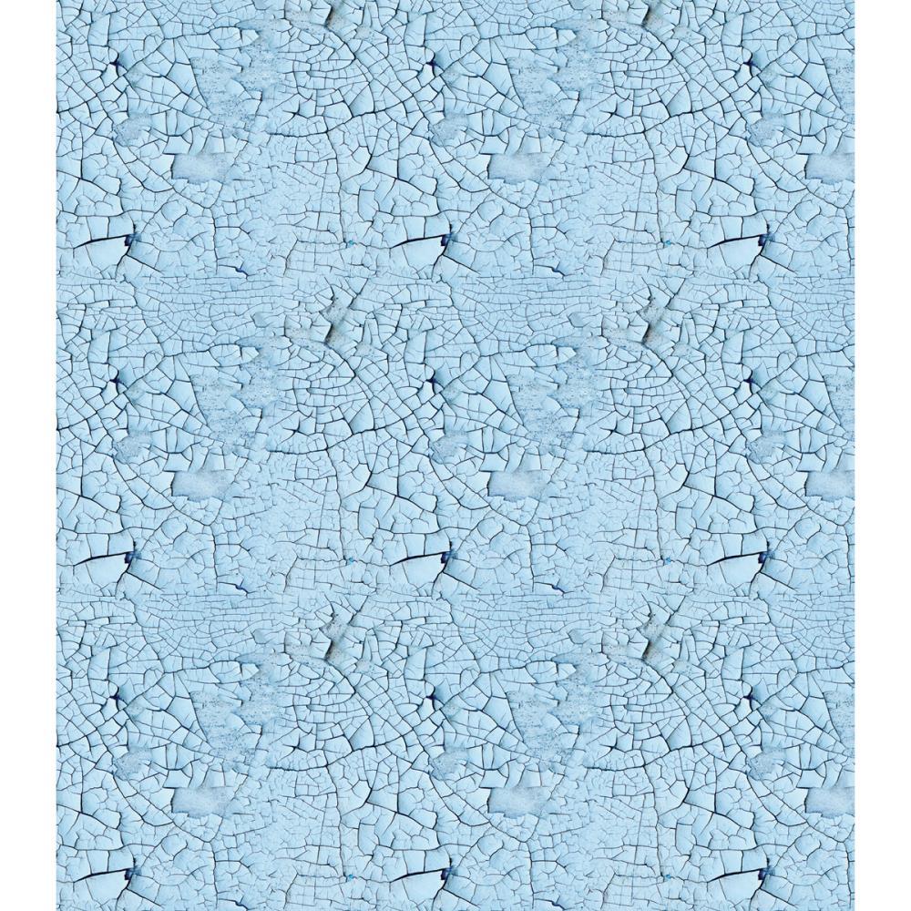 Бумага для декупажа Blue Crack Texture,1 лист, 35*40 см от Craft Consortium