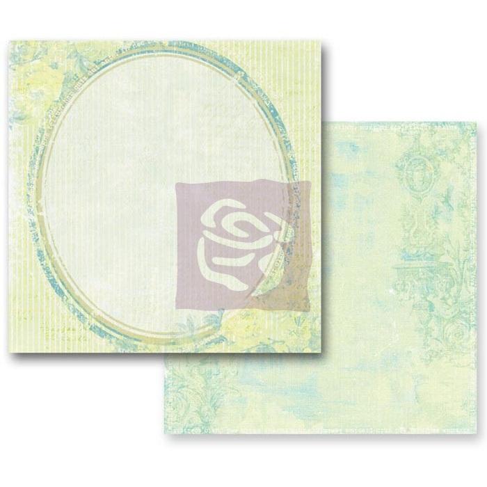 Двусторонняя бумага для скрапбукинга Romance от Prima