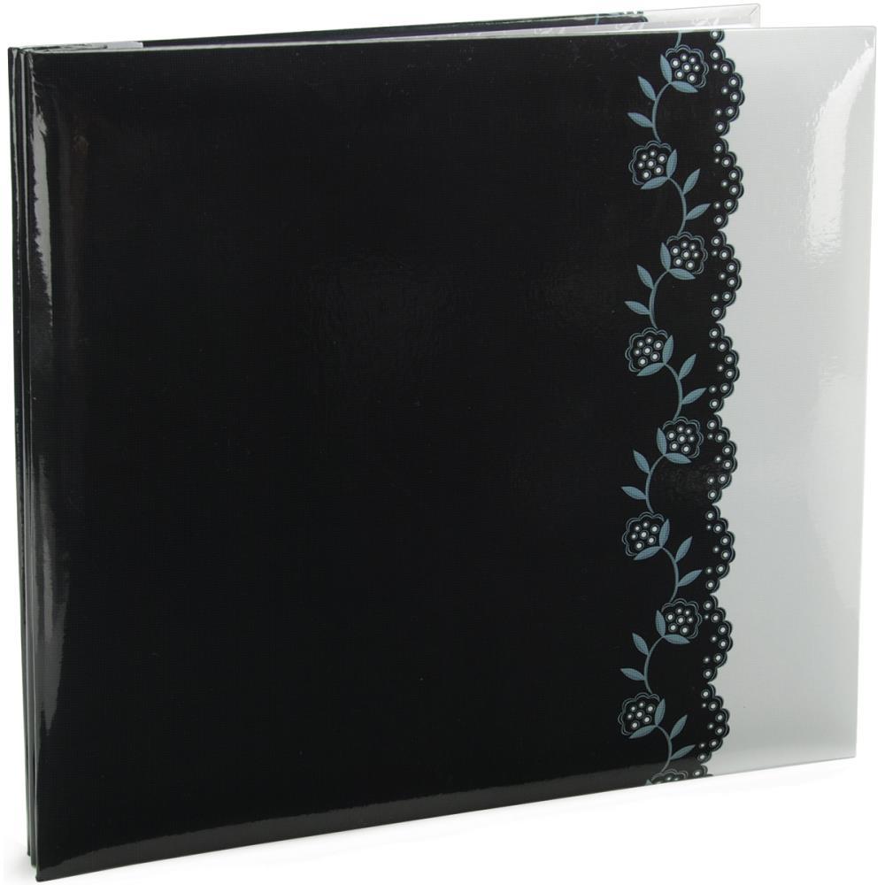 Альбом для скрапбукинга Black & White Deco, размер 30*30 см от MBI