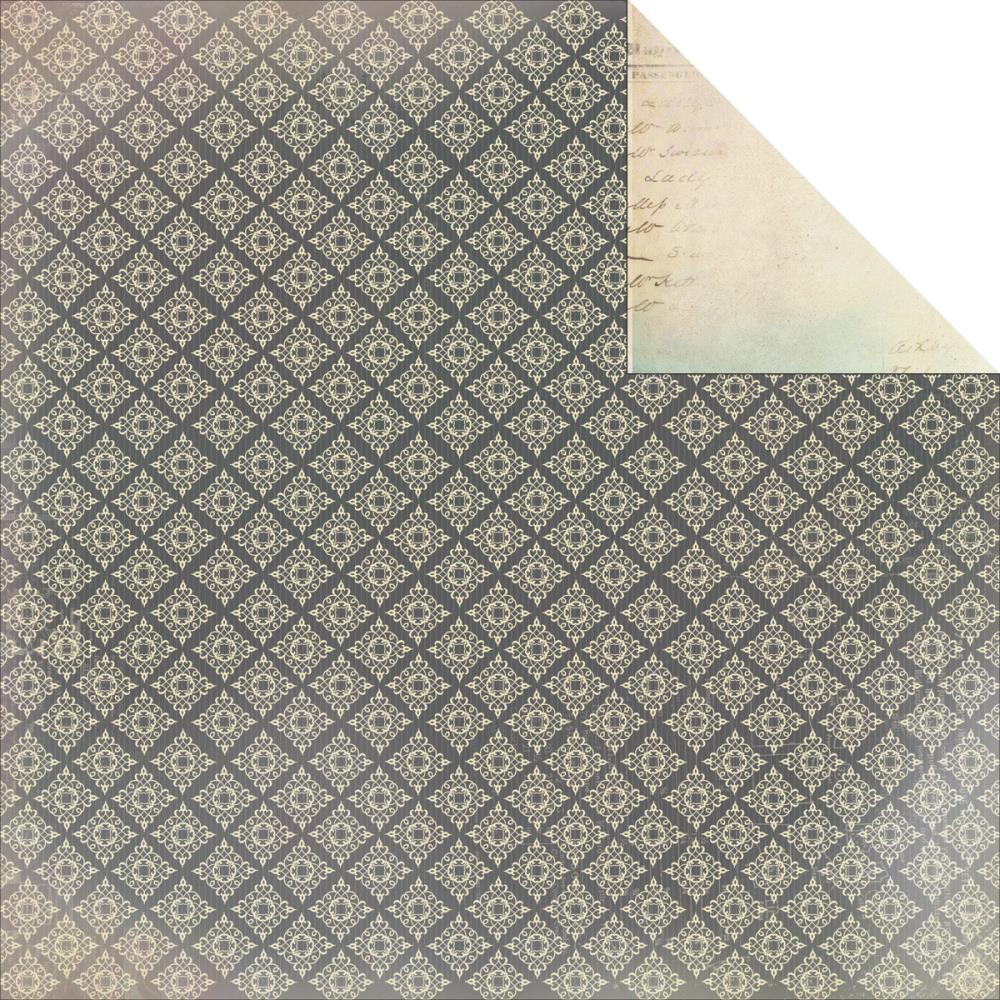 Двусторонняя бумага Dawn 30х30 от Kaisercraft