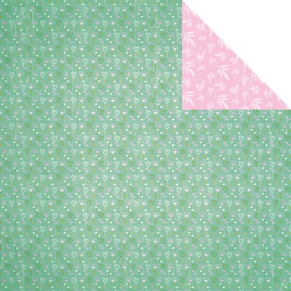 Двусторонняя бумага Sprout 30х30 от Kaisercraft