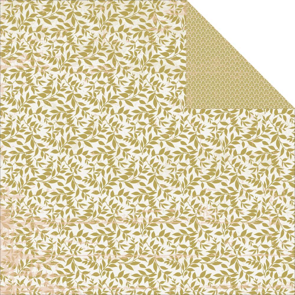 Двусторонняя бумага Liberty 30х30 от Kaisercraft