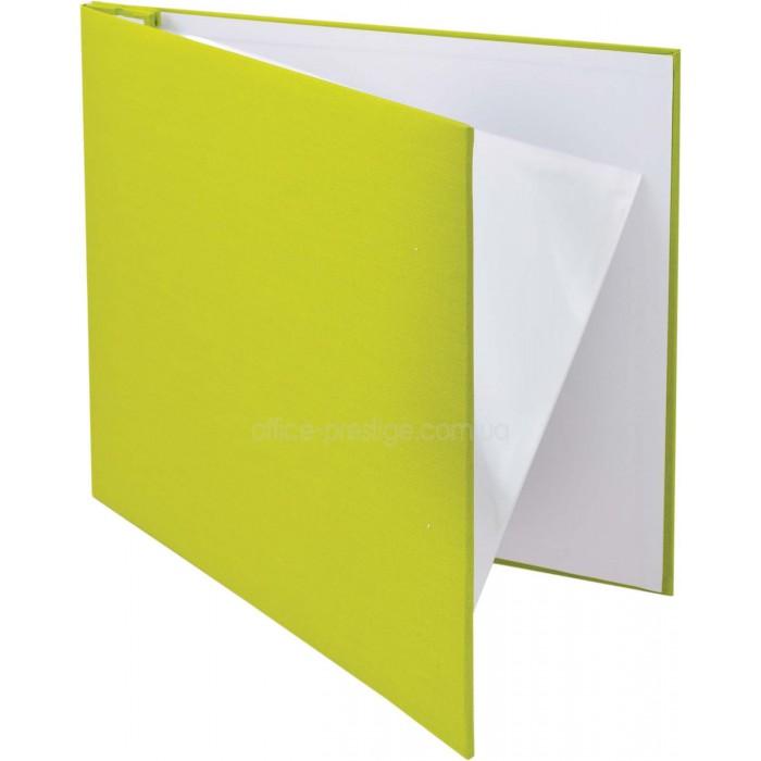 Альбом для скрапбукинга, салатового цвета,  35*33см, 10 листов