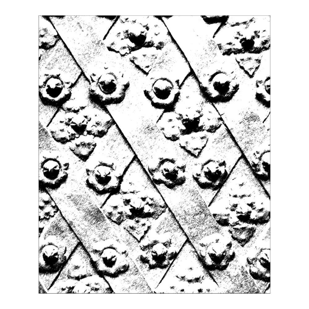 Акриловый штамп Doorway, 6,3х7,6 см от компании Prima