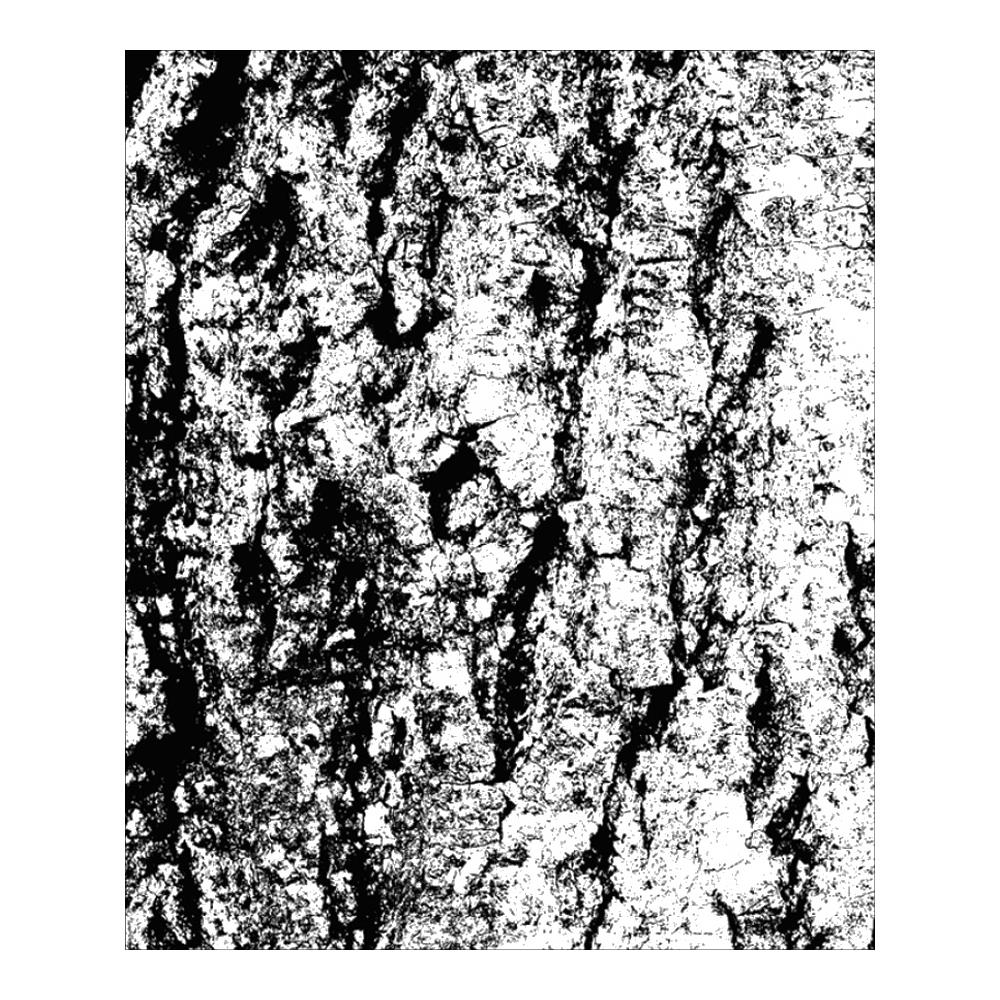 Акриловый штамп Tree, 6,3х7,6 см от компании Prima