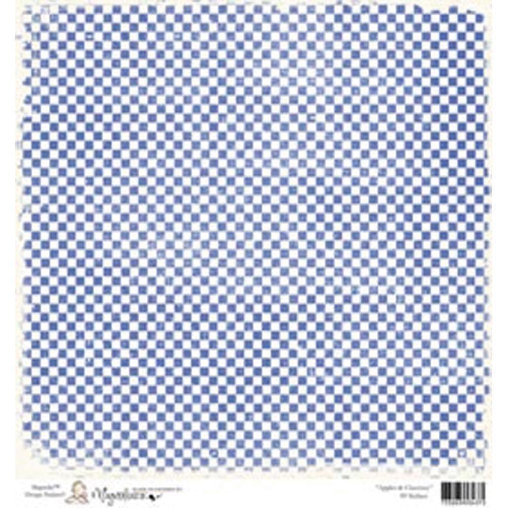 Бумага для скрапбукинга Kitchen Dot 30*30 см от Magnolia
