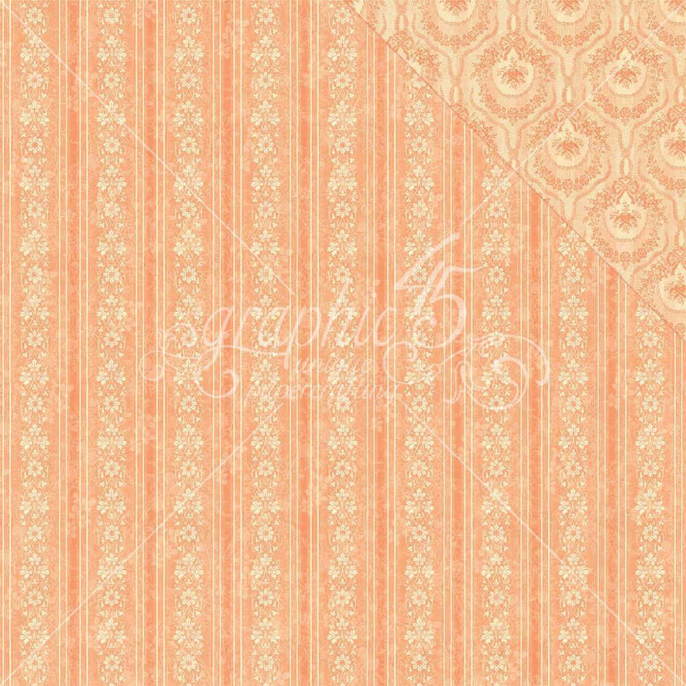 Двусторонняя бумага Diana, 30*30 см от Graphic 45