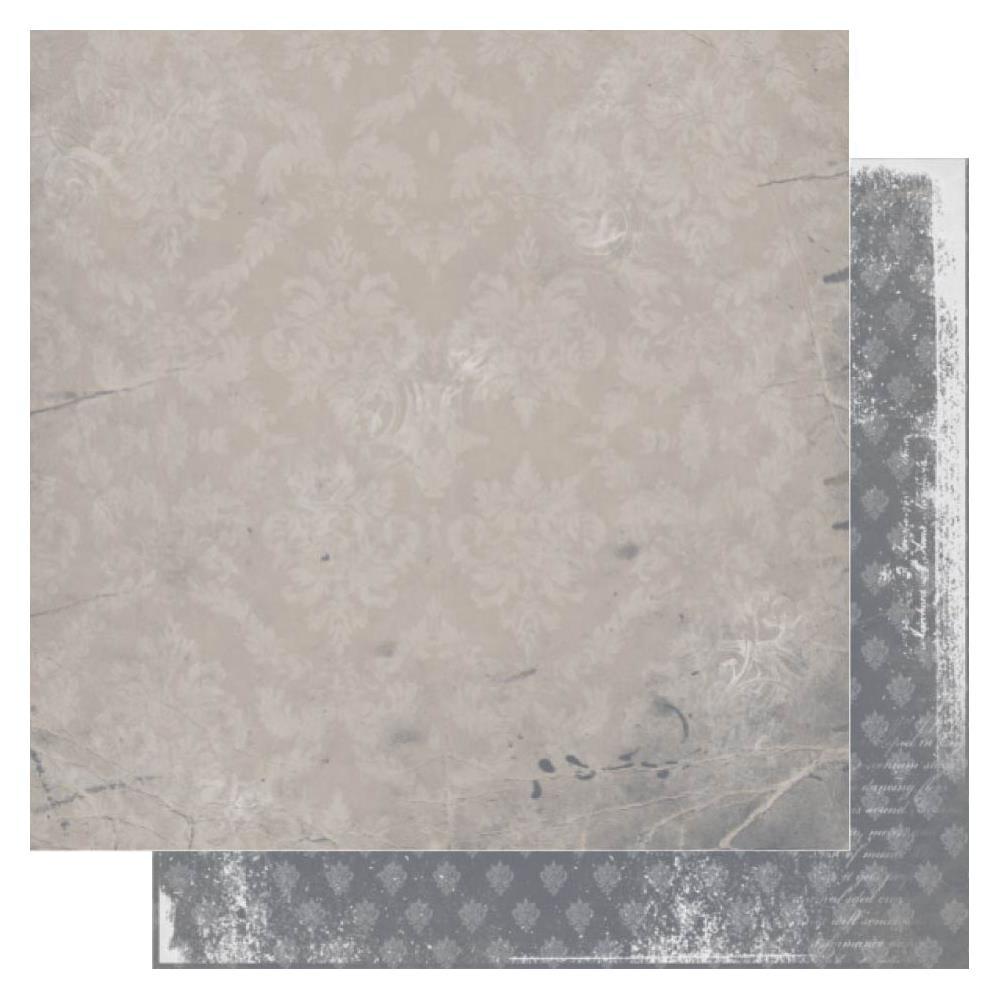 Двусторонняя бумага Damask, 30*30 см от Ruby Rock-It