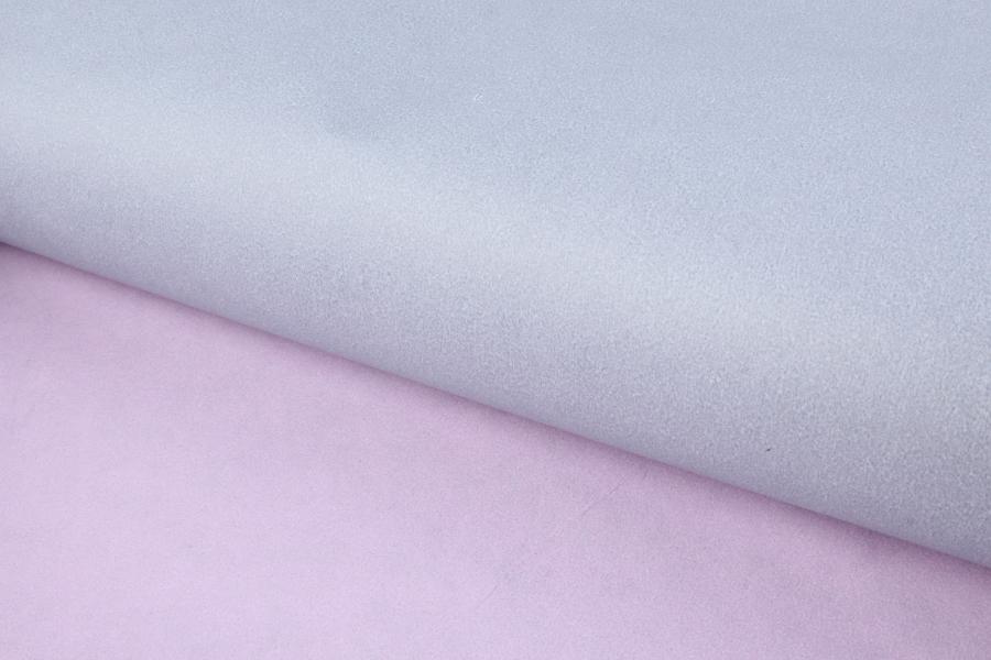 Бумага упаковочная рулонная, серая-сирень, 8м х 70см, 80 г/м²