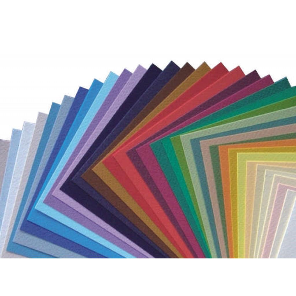 Бумага для пастели А4 Tiziano №01 bianco, белая, среднее зерно, 160 г/м2 от Fabriano