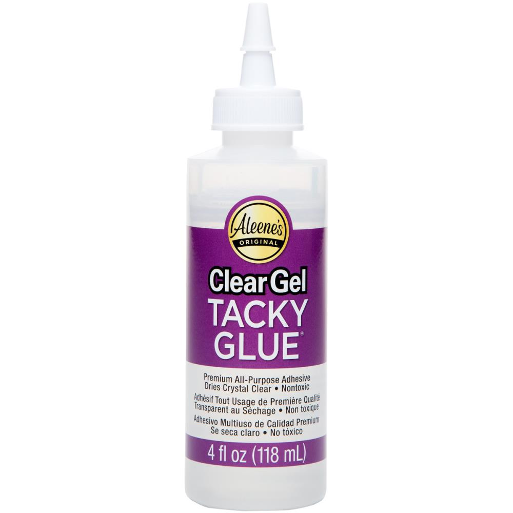 Клей Glue Tacky Gel 118 мл Aleenes