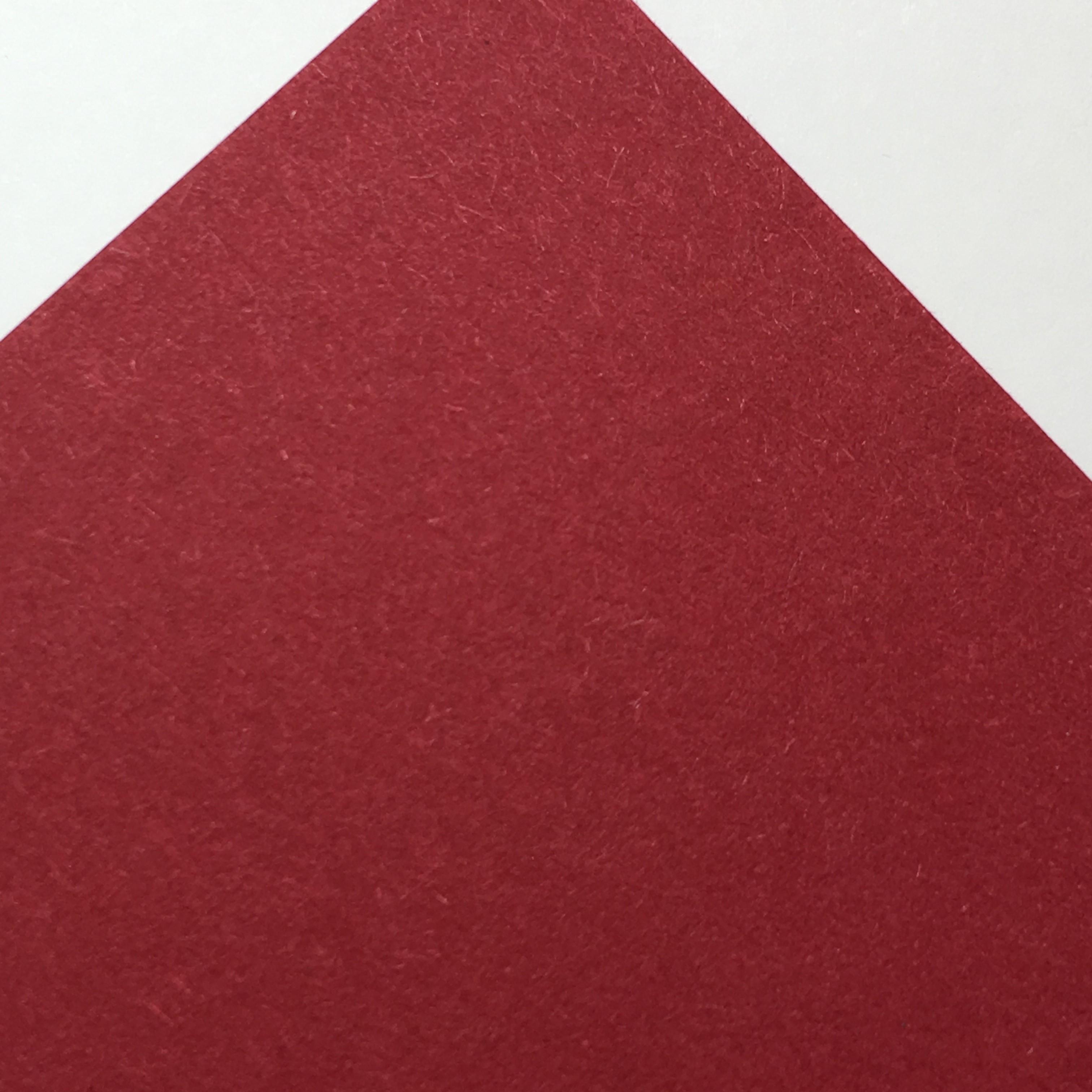 Бумага гладкая Creative board bordeaux, 120г/м2, 30х30