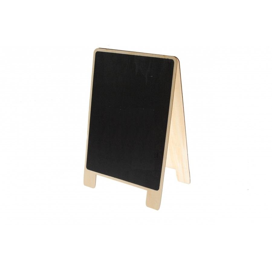 Грифельная табличка для письма мелом, 20х30 см