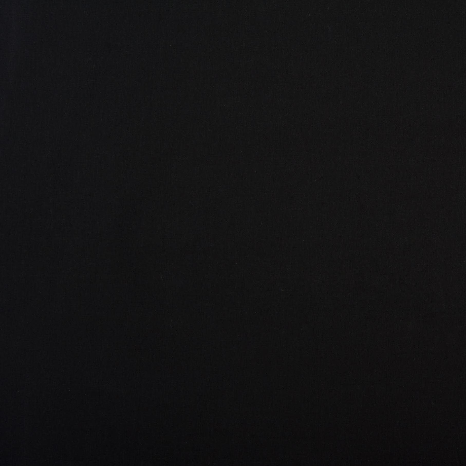 Батист черный, размер 50х70 см, хлопок 100%, плотность 74
