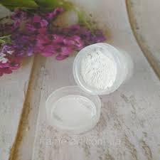Пигмент перламутровый, белое серебро, 5 г., Rosa